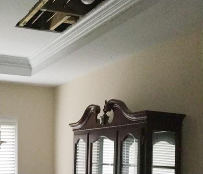 Water Damage In Charleston After