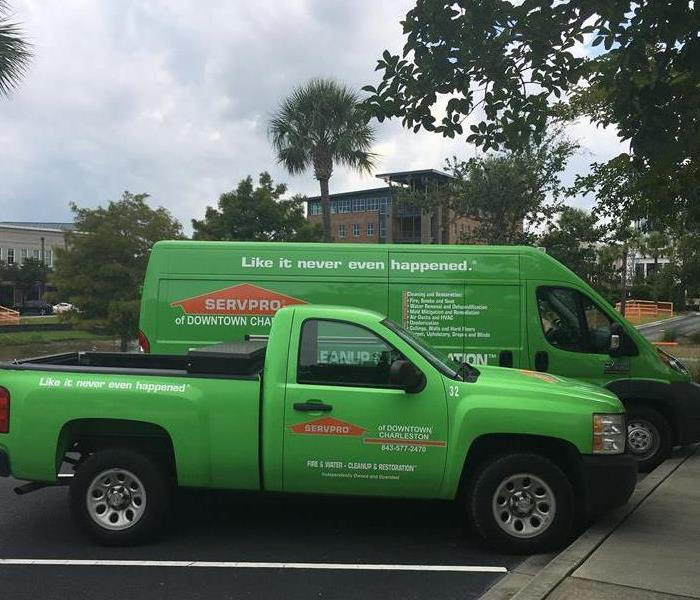 Why SERVPRO How SERVPRO Technicians Train to Remediate Water Damage in Your Charleston Home