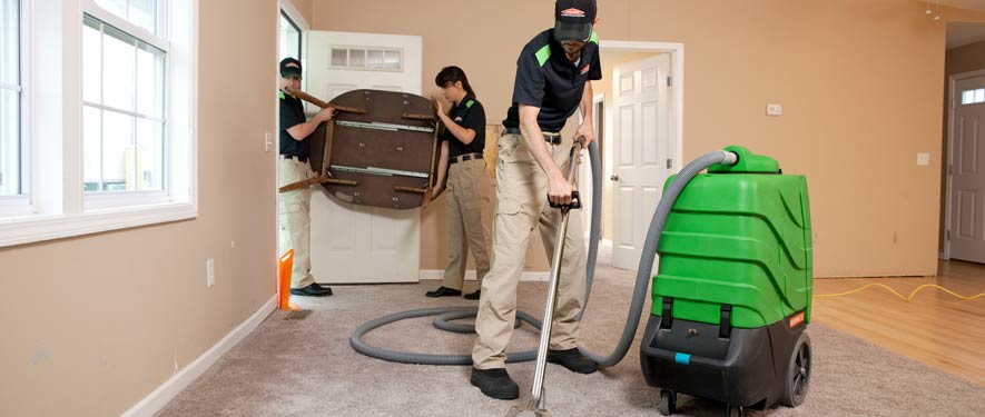 Charleston, SC residential restoration cleaning